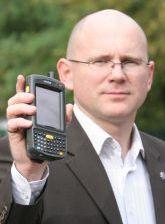 dr inż. Andrzej Machnacz - szef CPI MSWiA w latach 2008-2010