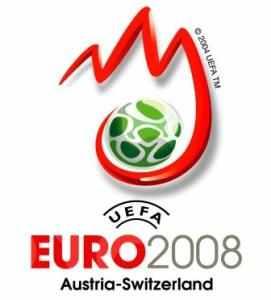 Miestrzostwa Europy w piłce nożnej Austria Euro 2008 logo