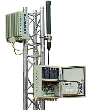 Radmor-TetraFlex-Damm-system