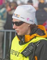 Cassidian TETRA THR9 podczas mistrzostw w Oslo 2011
