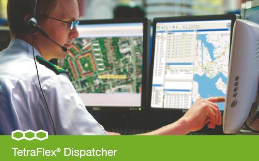Damm TetraFlex Dispatcher