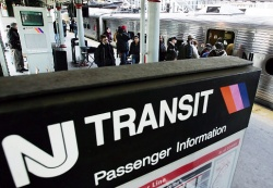 NJ-Transit first tetra test network in USA