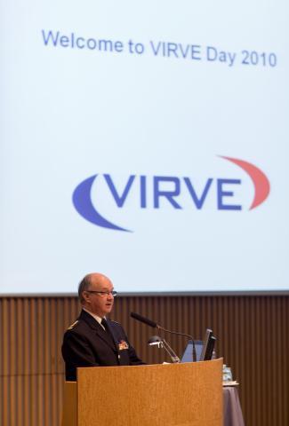 VIRVE DAY 2010 conference Helsinki