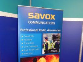 Savox na Europoltech 2011
