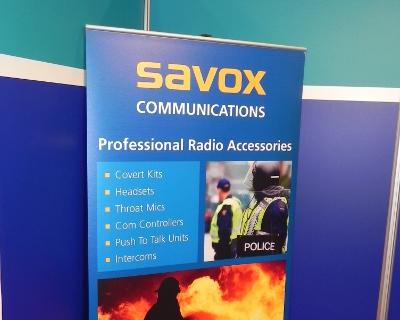 Savox Communications na Europoltech 2011