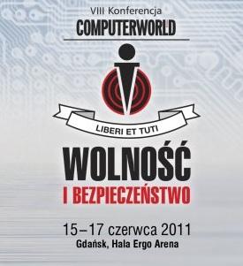 """VIII Międzynarodowa konferencja """"Wolność i bezpieczeństwo"""", Gdańsk, 15-17 czerwca 2011 r."""