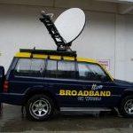 Dualny system łączności Satelita/TETRA w Nigerii