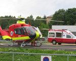 Norweskie helikoptery wkrótce z TETRĄ