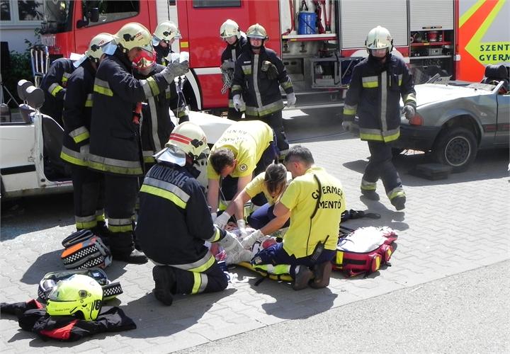 13-TWC-2011-TETRA-Forum-Hungary-Live-Demonstration-Rescue-Ambulans