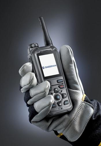 Cassidian-THR9+-new-TETRA-Radio-TWC-2011