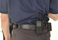Radiotelefony TETRA Motoroli dla służb ratowniczych w Düsseldorfie