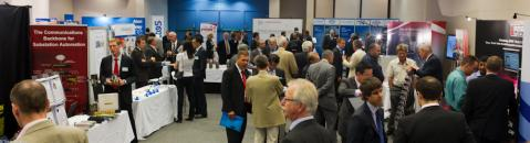 Networking-during-PMR-Summit-2011-Barcelona (Fot. Keytouch.info)
