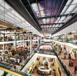 Sieć Airwave pokrywa już wnętrze nowego centrum handlowego w Londynie