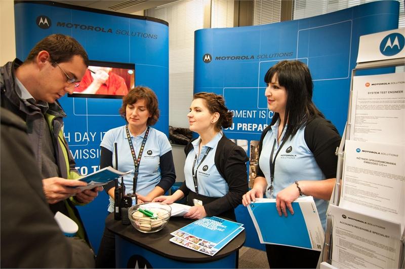 Dzień Otwarty Motorola Solutions w Krakowie