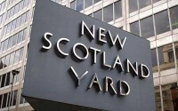 Brytyjska Policja Scotland Yard