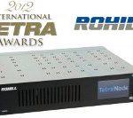 Rohill odebrał dwie Nagrody TETRA za innowacyjność