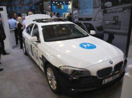 Motorola na TWC 2012 prezentuje samochód dla służb nowej generacji