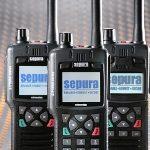 Premiera radiotelefonu TETRA Sepura STP9000 na Światowym Kongresie TETRA 2012 w Dubaju