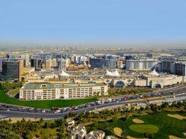 TETRA w Dubaju w centrum handlowym