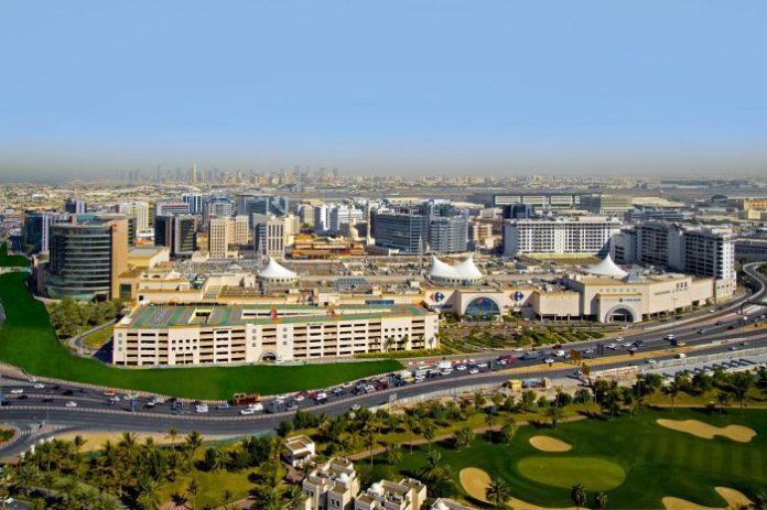 Deira shopping Mall in Dubai