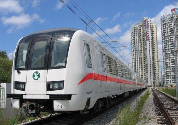 Metro w Shenzhen