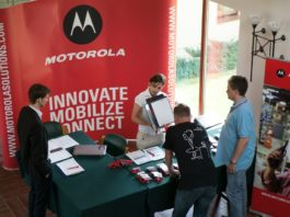 TETRA na konferencji partnerów Motorola Solutions