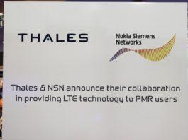 Thales i Nokia Siemens Networks zaoferują LTE dla bezpieczeństwa publicznego
