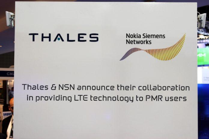 Współpraca Thales i Nokia Siemens Networks - LTE dla służb