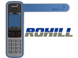 TetraNode firmy Rohill zintegrowane z łącznością satelitarną Inmarsat