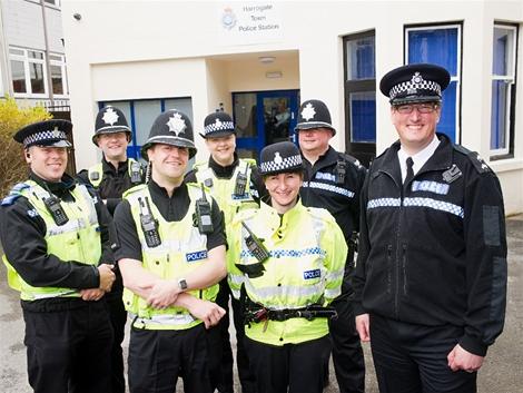 Policja North Yorkshire