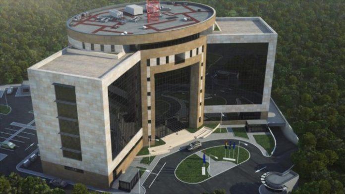 Centrum kontroli i zarządzania rumuńskiej straży granicznej
