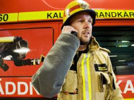 Sztokholmscy strażacy przechodzą na łączność cyfrową dzięki radiotelefonom TETRA Motorola.