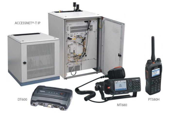Hytera ACCESSNET-T IP, PT580H, MT680, DT600