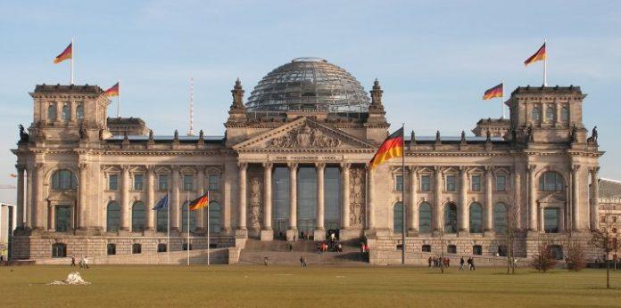 Reichstag, budynek niemieckiego parlamentu