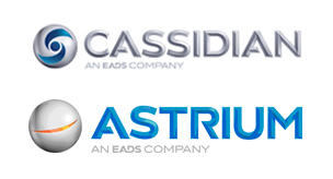Loga Cassidian i Astrium