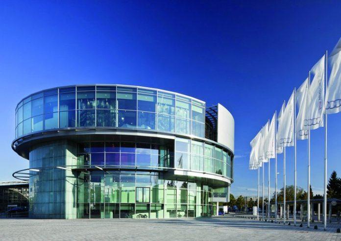 Fabryka Audi w Ingolstadt
