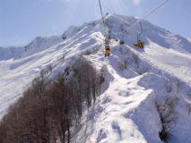 TETRA w kaukaskim ośrodku narciarskim