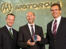 Motorola Solutions dostarczyła 100 tysięcy terminali TETRA w Niemczech