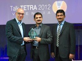CGC otrzymało nagrodę za wysoką sprzedaż rozwiązań TETRA