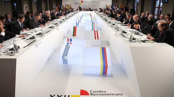 XXII Szczyt Iberoamerykański