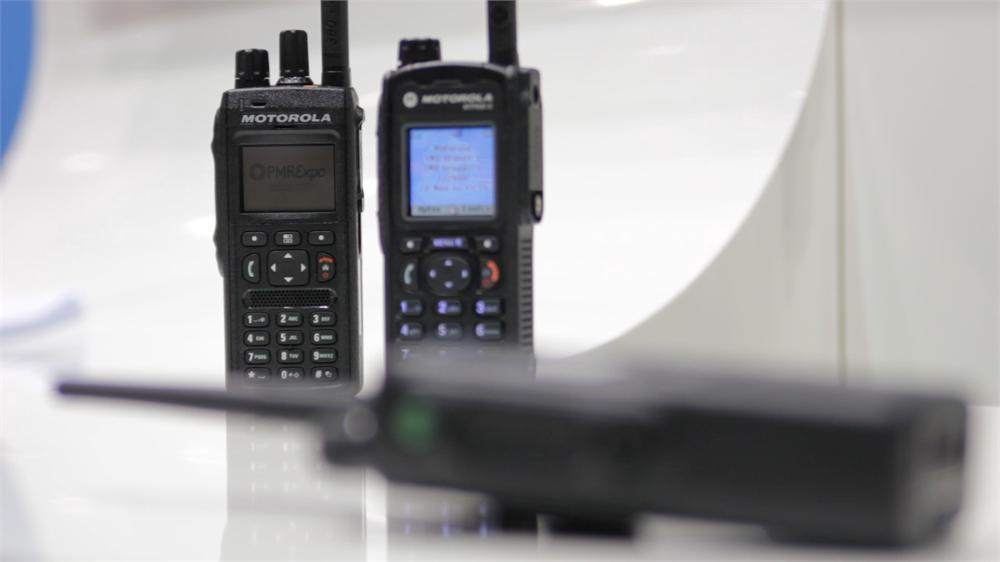Motorola-tetra-radios-at-PMRExpo-2012