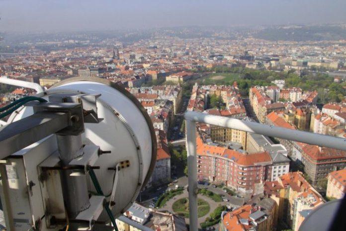 TETRA w Pradze