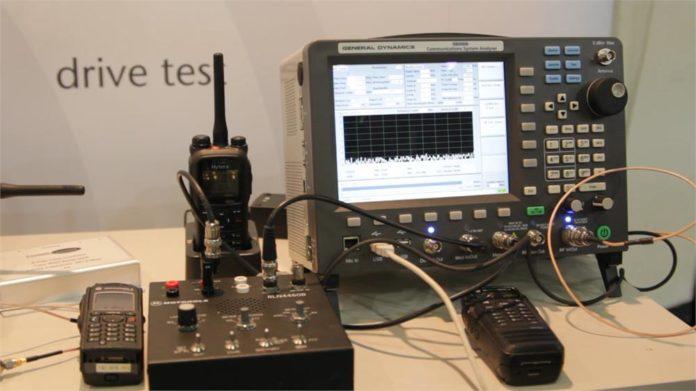 Digimes General Dynamics Tester Radiokomunikacyjny R8000