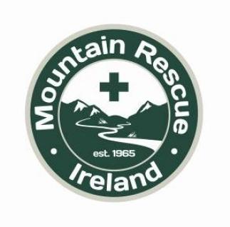 Logo Irlandzkiego Ratownictwa Górskiego