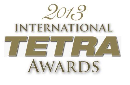 Logo Nagród TETRA 2013