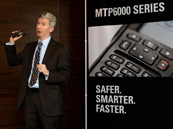 Motorola Press Conferences Tom Quirke