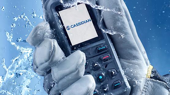Radiotelefon Cassidian