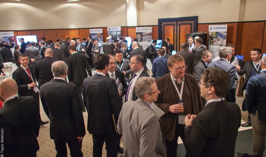 Cassidian_SNUC_2013_People_Networking_at_Exhibition