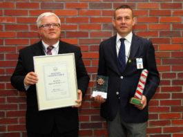 MOTOBRIDGE i MOTOTRBO nagrodzone na targach Europoltech 2013