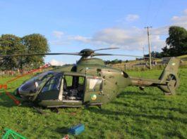 Brak łączności przyczynił się do wypadku śmigłowca w Irlandii